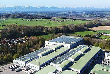 奥地利最大的自给式光伏系统