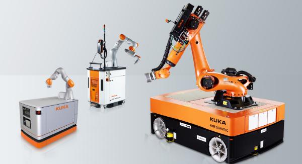 MiR自主移动机器人为福特汽车内部物流注入新活力