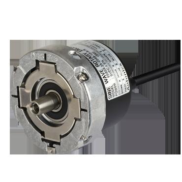 E58S (正弦波)系列 58 mm增量ζ型旋转编码器(正弦波,轴型)
