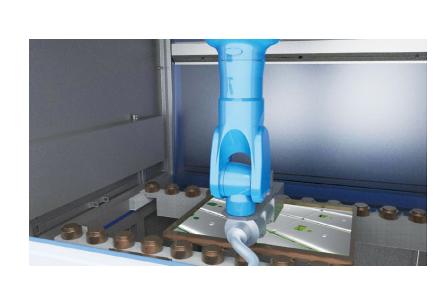 MicroJet微雾喷涂技术助力渐变色手机后盖实现自动化量产