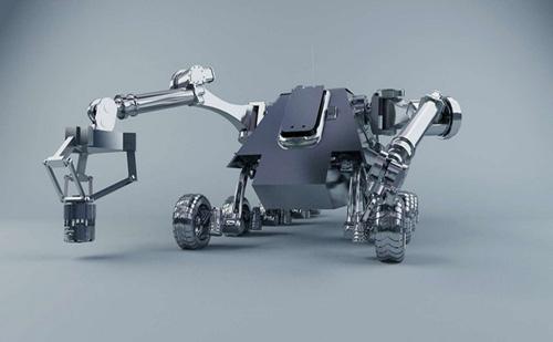 柔性并联机器人系统的运动规划