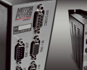 摩力 BASIC PRO 交流伺服驱动器