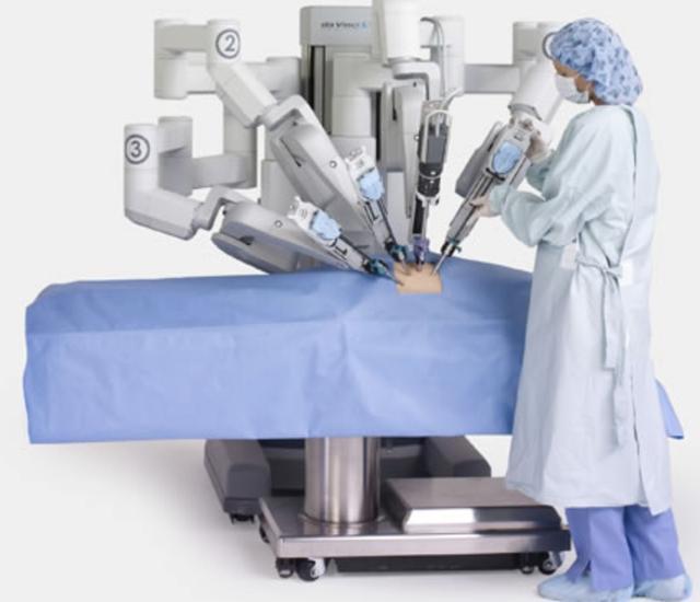 医疗机器人市场规模未来或超过汽车机器人