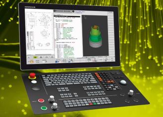 海德汉数控技术和测量技术:可靠的工艺确保高精、高动态性能和高效率地生产