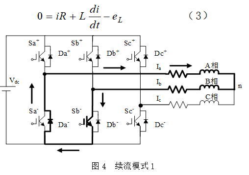 三相开关磁阻电机双极性控制研究