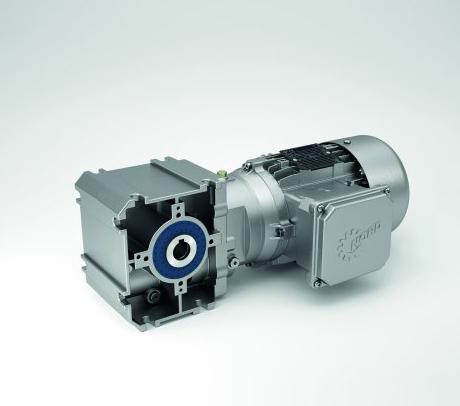 諾德推出新型SK 02040.1斜齒輪蝸輪蝸桿減速電機