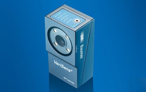 堡盟推出采用ColorFEX技術的緊湊型VeriSens視覺傳感器