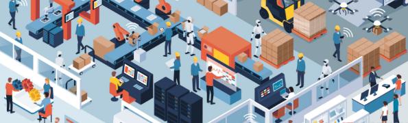 中山一纺织企业启动数字化智能工厂项目