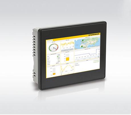图尔克满足改装和工业4.0需求的CODESYS 3 HMI/PLC