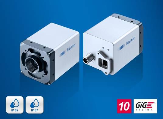 堡盟推出带光纤接口的全新LX相机:图像数据传输距离超万米