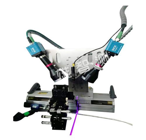 双相机双远心镜头视觉检测系统