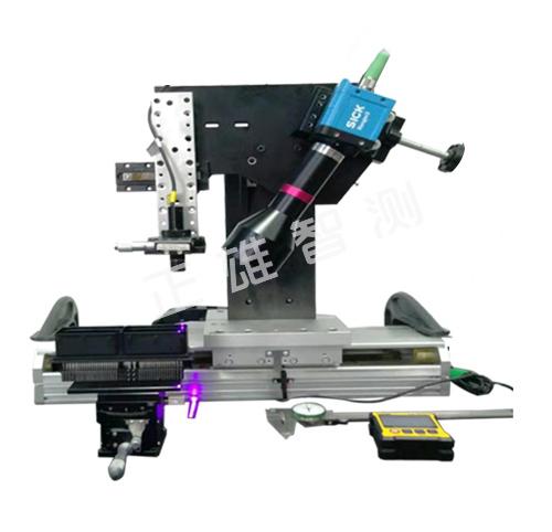 单相机远心镜头视觉检测系统