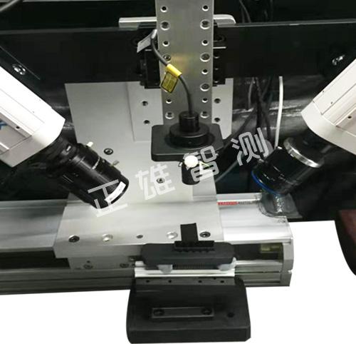 双相机非双远心镜头视觉检测系统
