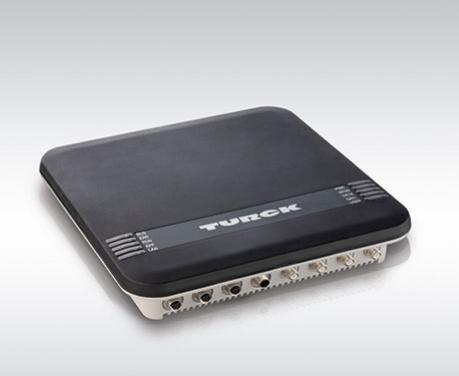圖爾克面向工業4.0的UHF讀寫器平臺
