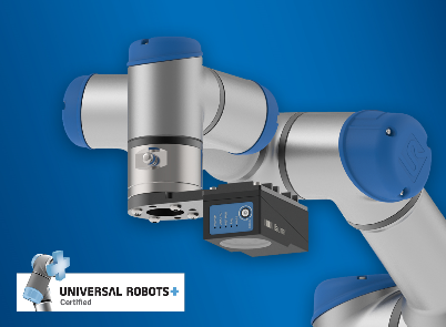 从未如此简单:使用VeriSens视觉传感器控制优傲机器人