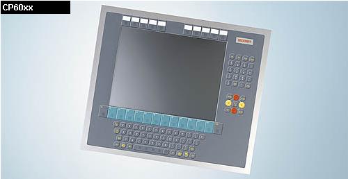 倍福 CP60xx   带 CP-Link 接口嵌入式控制面板