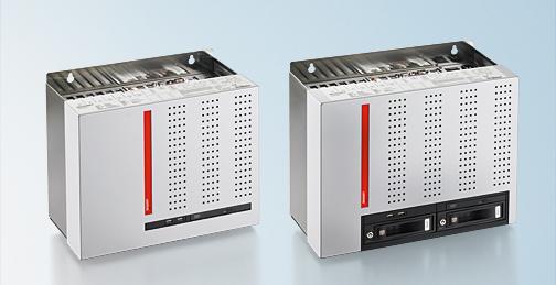 C66xx | 控制柜工业 PC 适合控制柜安装的紧凑型 ATX 工业 PC