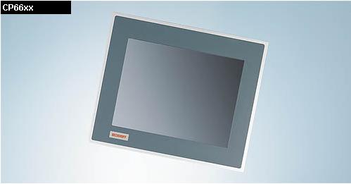 """倍福 CP66xx   带以太网接口的""""经济型""""嵌入式控制面板"""