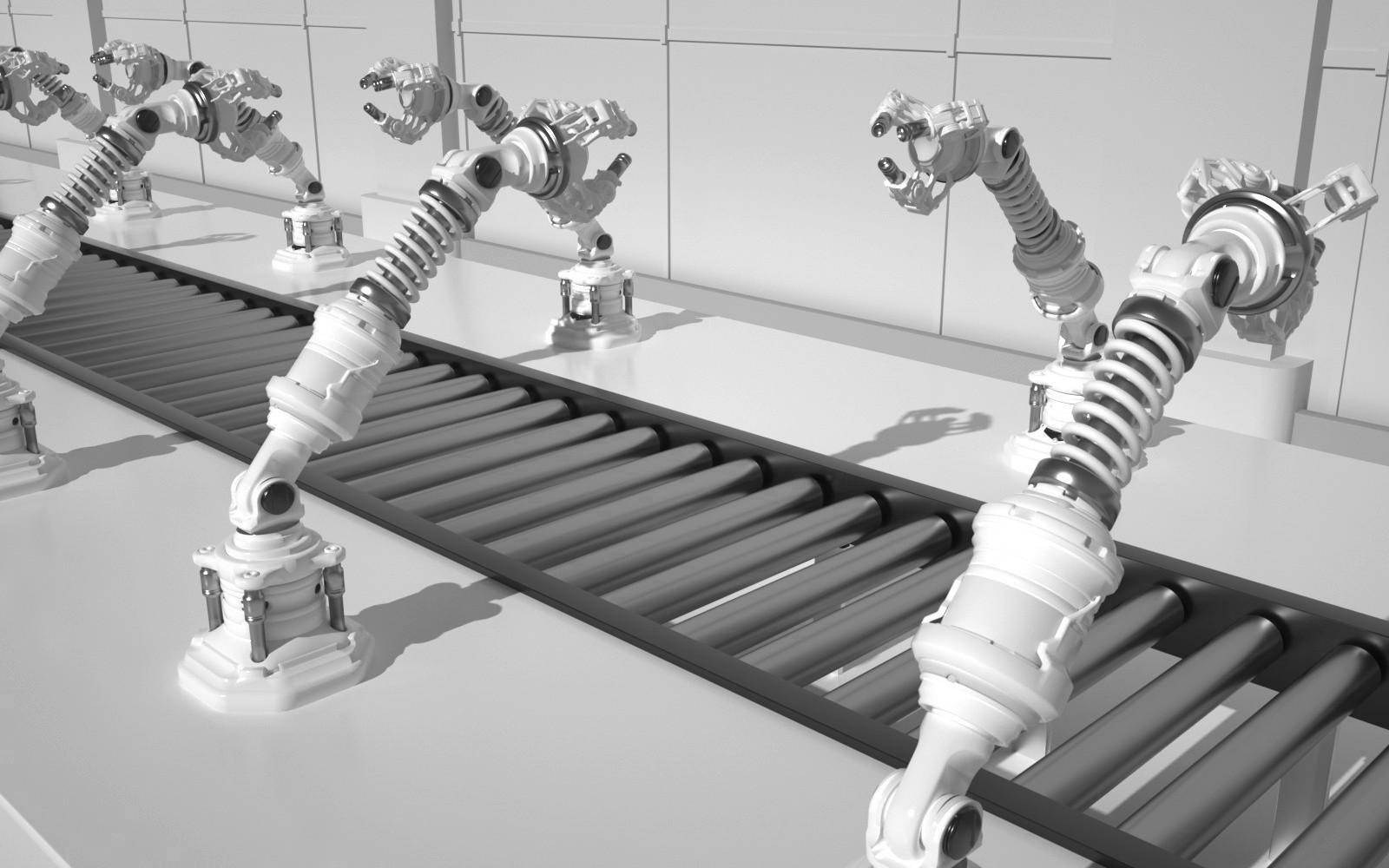 市场上行 工业机器人助推食品工业进入智能时代