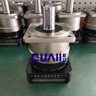 斜齿轮行星减速机PLF120-8 PLF120-10高精密伺服减速机