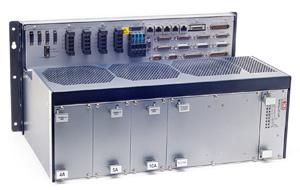 集成控制模块和EtherCAT主站 MC4Unt