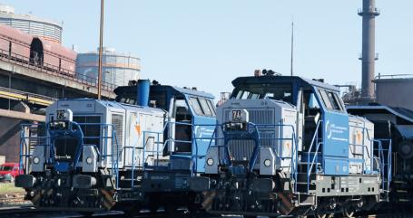 """皮尔磁:铁路行业的""""动态""""安全解决方案"""