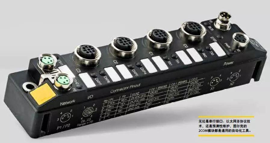 图尔克TBEN-S超紧凑模块系列