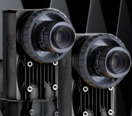 庸博30萬像素智能工業數字相機