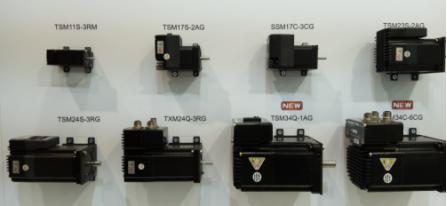 鸣志 TSM/SSM/TXM 系列步进伺服电机