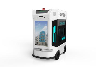 盛视科技人工智能产品应用——智能机器人