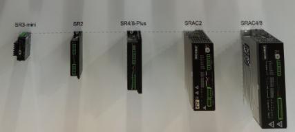 鸣志 SR/SRAC系列两相交流步进电机驱动器