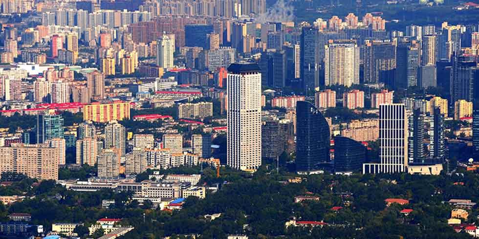 """""""时代地标""""转型新时代智能化楼宇标杆 ——京城大厦的智能化改造"""