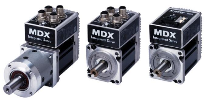 鸣志 集成式伺服电机MDX系列
