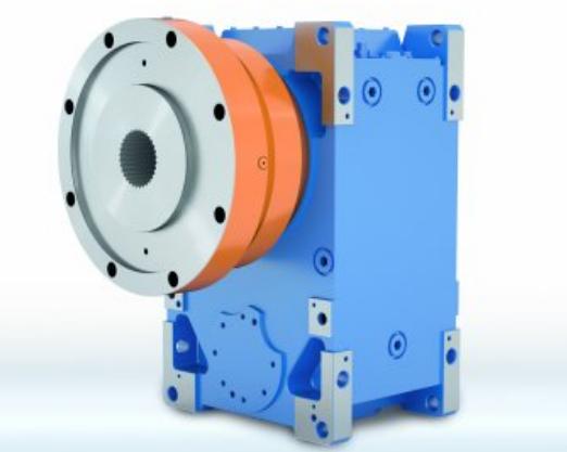 諾德推出適用于塑料行業的擠出機專用工業齒輪箱
