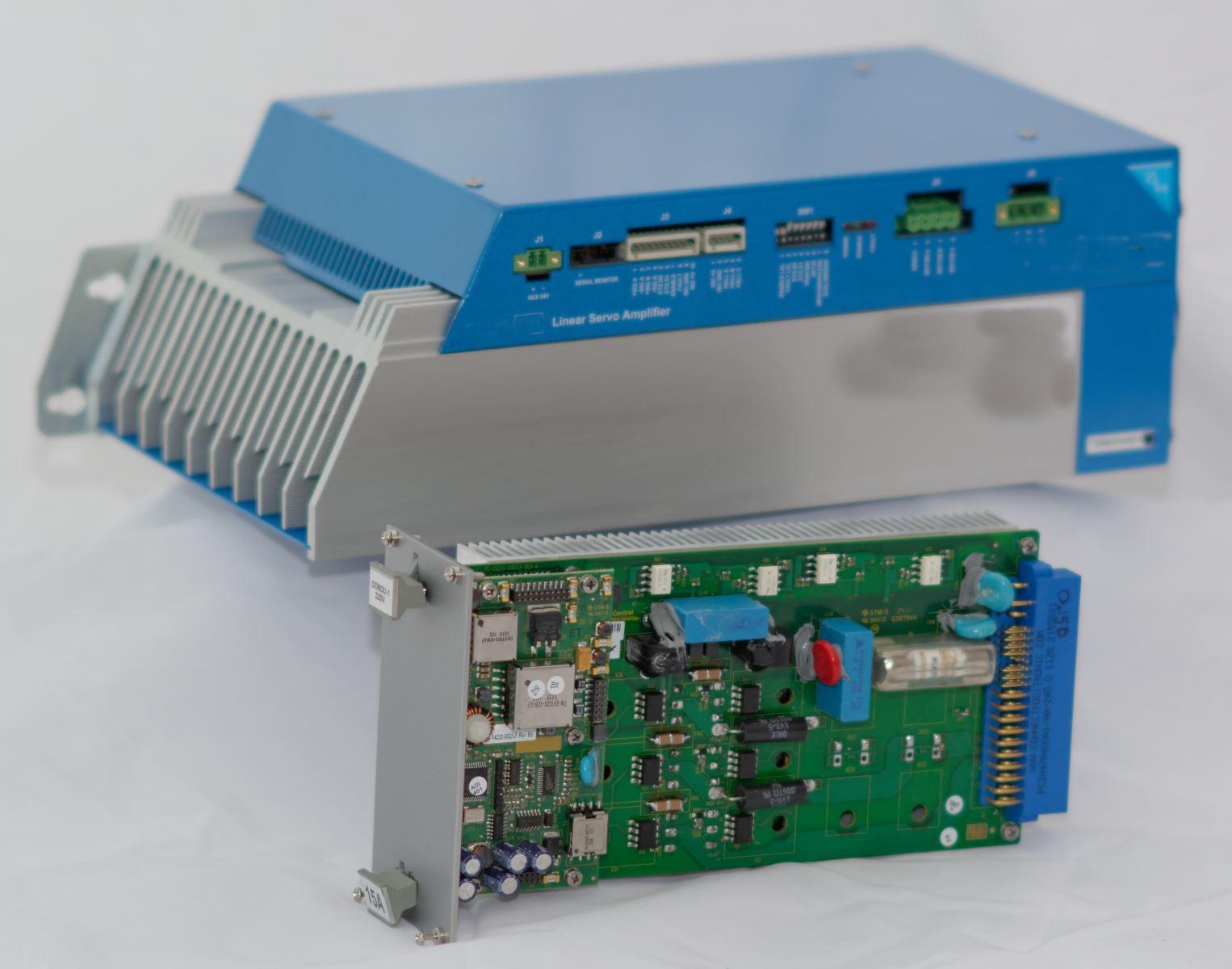 NanoPWM驅動器代替線性驅動器