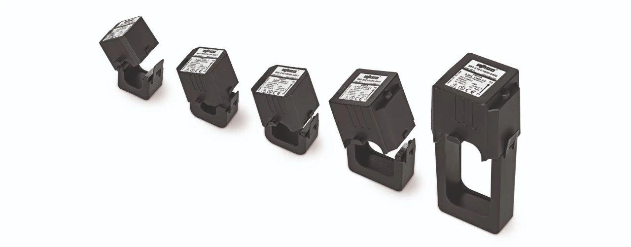更多选择   万可新增钳式电流互感器范围,电力转换无压力