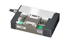 PI L-505 紧凑型线性平台 带直流或步进电机