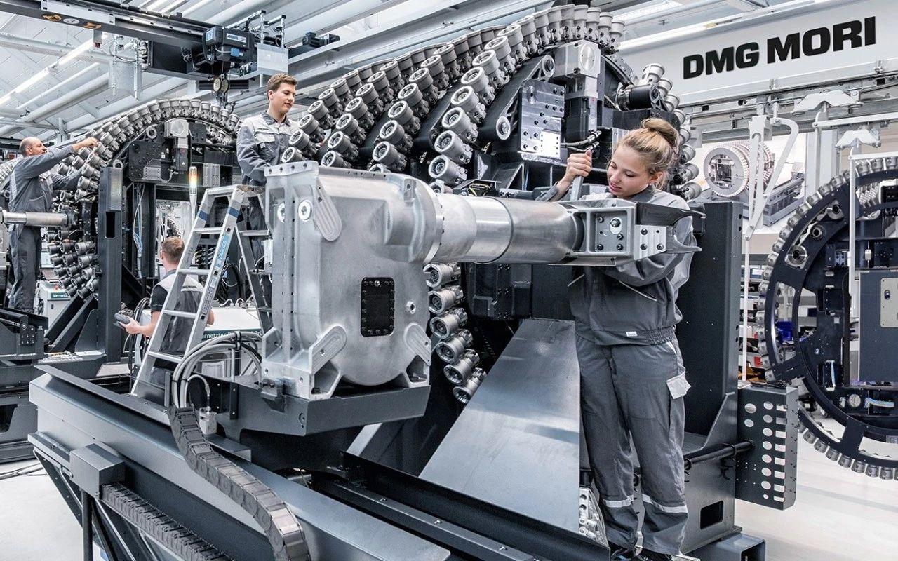 数控时代 | 万可与机床制造引领者DMG MORI通力合作,不畏高精尖挑战