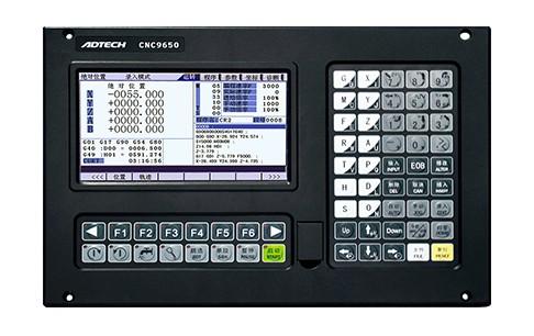 众为兴ADT-CNC9650 五轴铣床控制系统