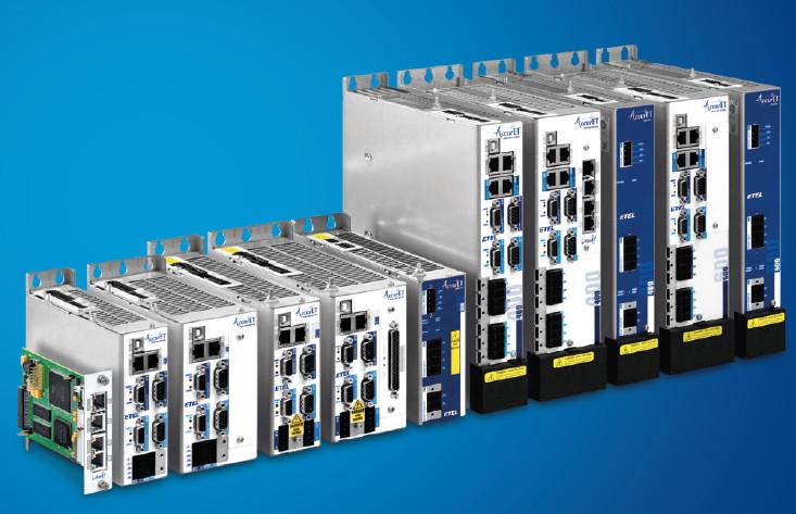ETEL  UltimET运动控制单元与AccurET位置控制单元