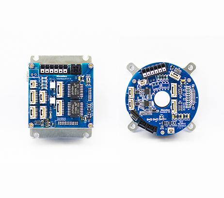 迈信EP3L-SMART系列高效率低压直流伺服驱动器