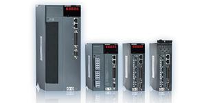 伺服、PLC 双驱动, 合信发力运动控制市场
