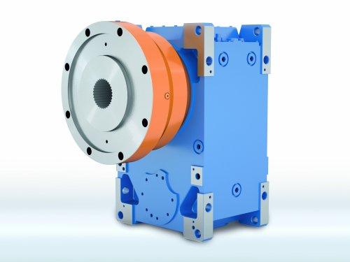 诺德推出适用于塑料行业的挤出机专用工业齿轮箱
