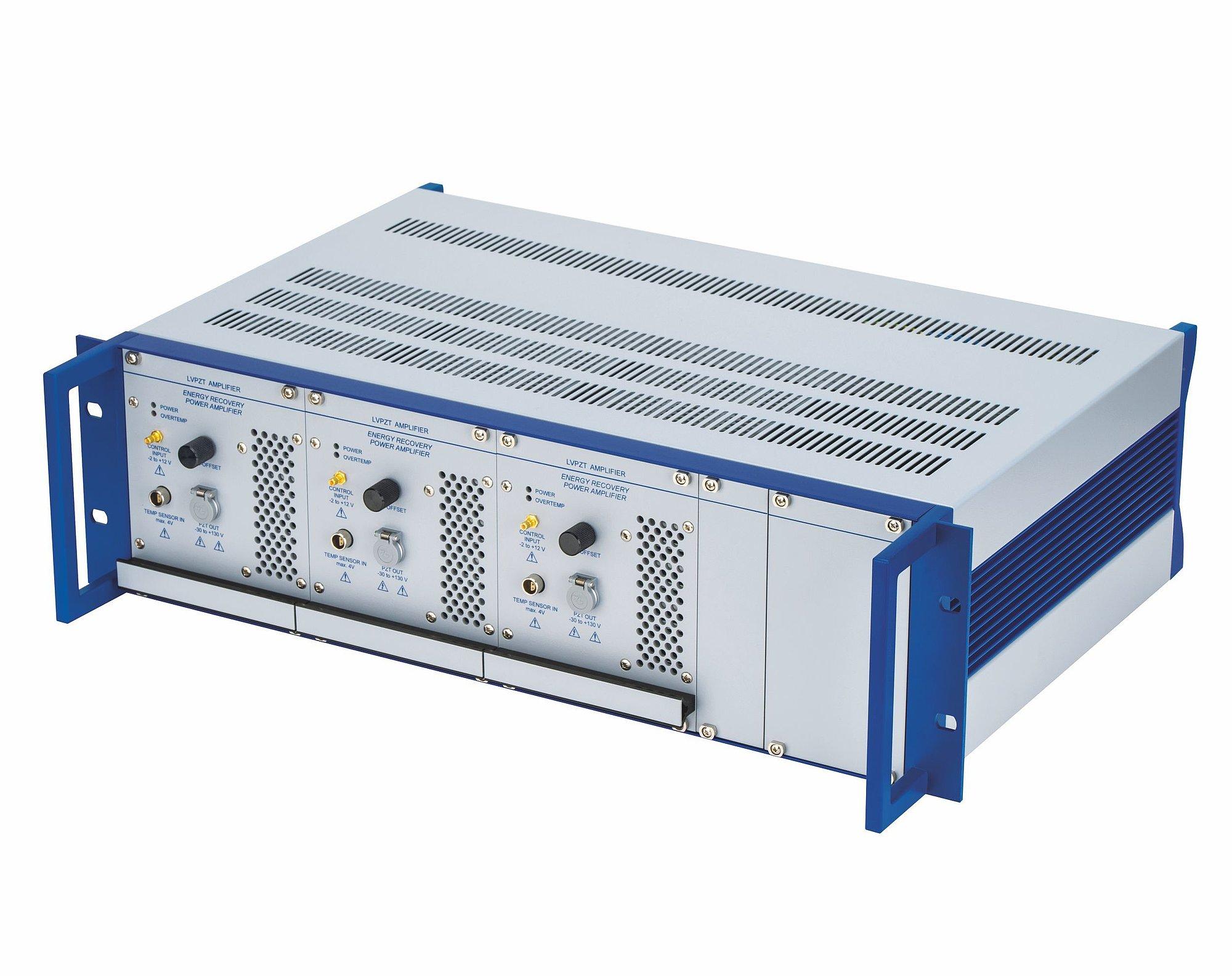 E-619 用于压电陶瓷促动器的大功率放大器