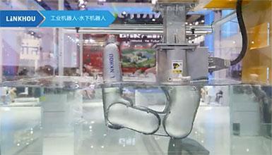 IP68防水机器人应用