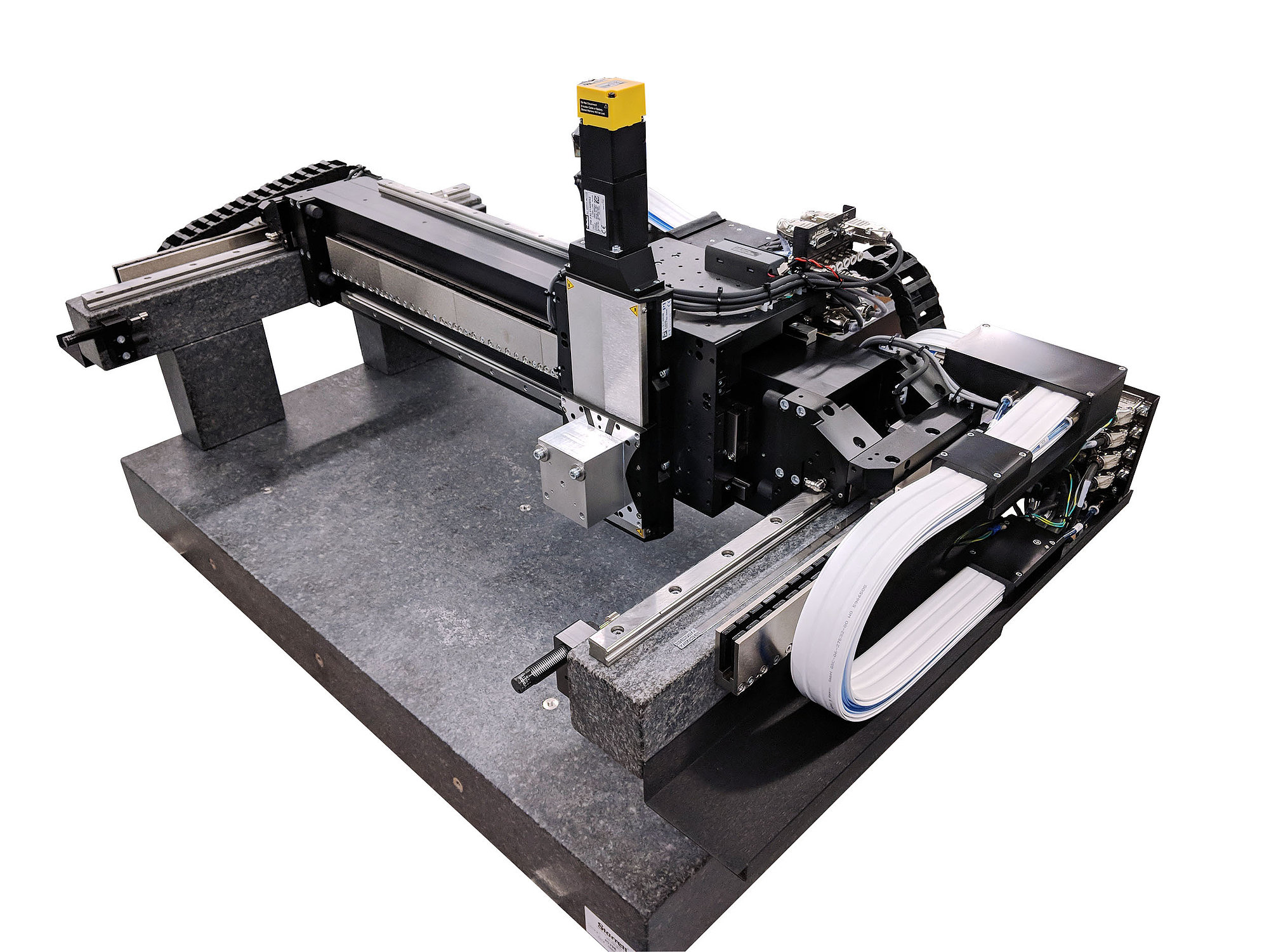 A-351 MGS Gantry System with Linear Motors