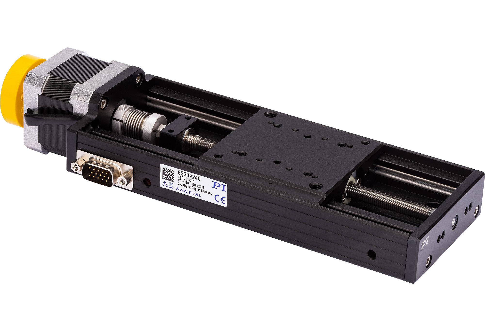 VT-80 V6 Linear Stage Suitable for Vacuum