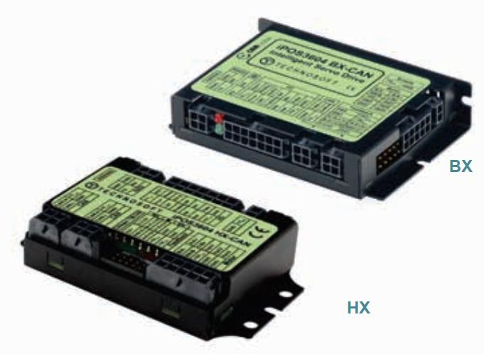 鸣志 iPOS3604 BX/HX 智能型伺服驱动器