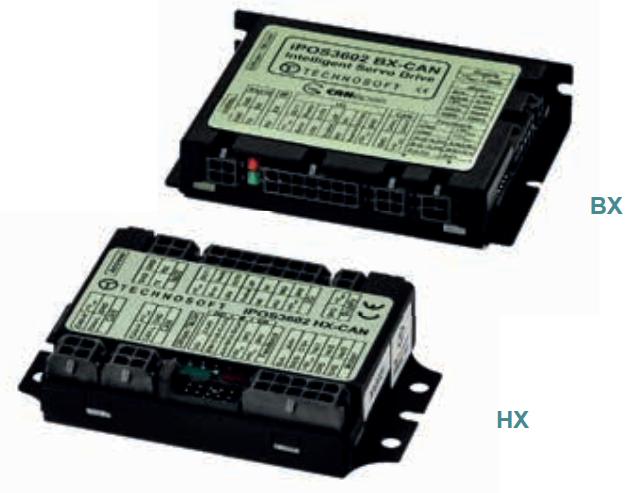 鸣志 iPOS3602 BX/HX 智能型伺服驱动器