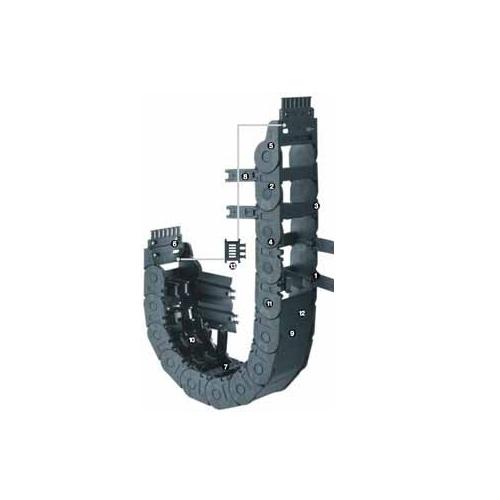 易格斯 2680系列-管, 可沿内径方向打开